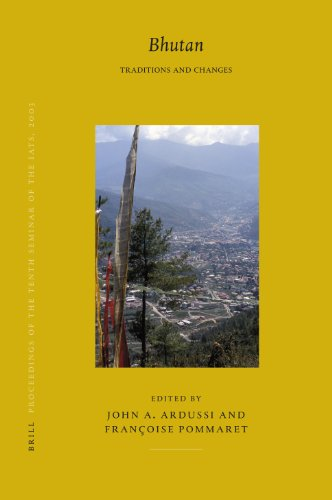 Proceedings of the Tenth Seminar of the IATS, 2003. Volume 5: Bhutan: Traditions and Changes (...