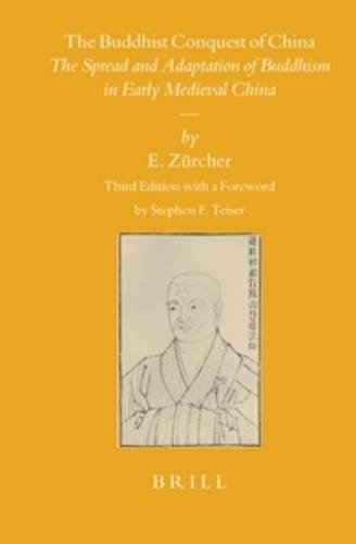 9789004156043: The Buddhist Conquest of China (Sinica Leidensia)