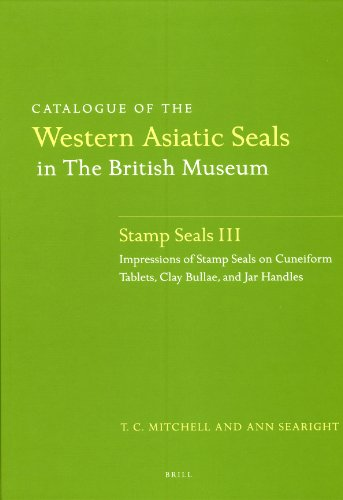 Catalogue of the Western Asiatic Seals in the British Museum: Pre-Achaemenid and Achaemenid Periods...