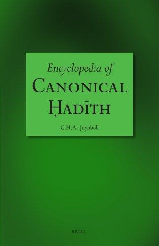9789004156746: Encyclopedia of Canonical Hadith