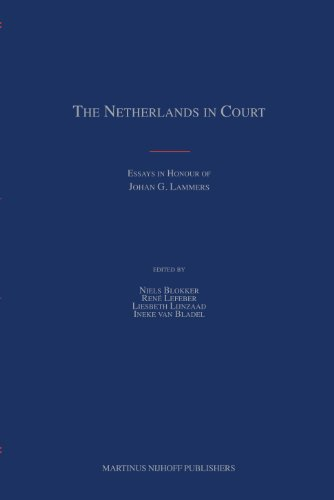 9789004157057: The Netherlands in Court