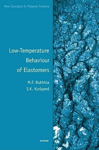 Low-Temperature Behaviour of Elastomers: Bukhina