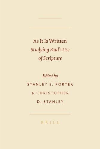 9789004157491: As It Is Written (Sbl - Symposium)