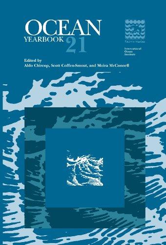 9789004157552: Ocean Yearbook 21