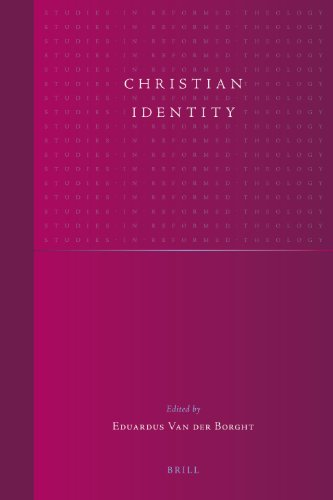 Christian Identity (Hardback): Eddy Van Der Borght
