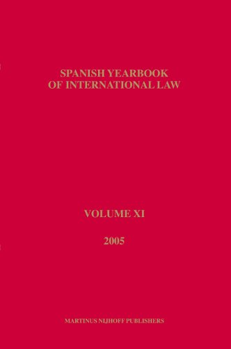 Spanish Yearbook of International Law 2005 (Hardback)