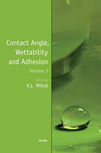 9789004158641: Contact Angle, Wettability and Adhesion, Volume 5