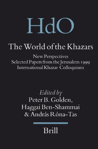 9789004160422: The World of the Khazars (HANDBOOK OF ORIENTAL STUDIES/HANDBUCH DER ORIENTALISTIK)
