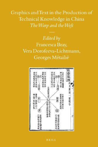 9789004160637: Graphics and Text in the Production of Technical Knowledge in China (Sinica Leidensia)