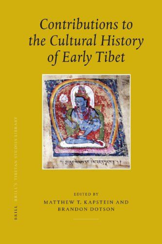 9789004160644: Contributions to the Cultural History of Early Tibet (Brill's Tibetan Studies Library)
