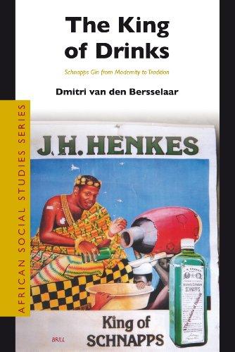 9789004160910: The King of Drinks (African Social Studies)