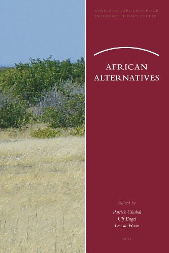 9789004161139: African Alternatives (African-Europe Group for Interdisciplinary Studies)