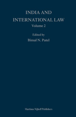 9789004161528: 2: India and International Law