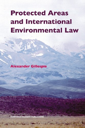 9789004161580: Protected Areas and International Environmental Law