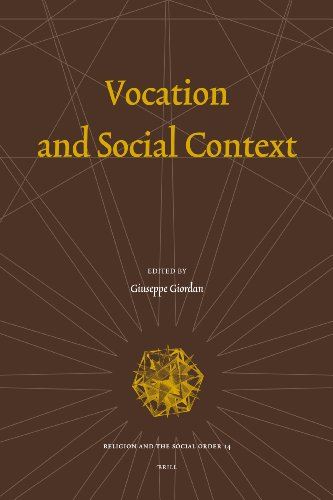 Vocation and Social Context: Giordan, Giuseppe, Ed