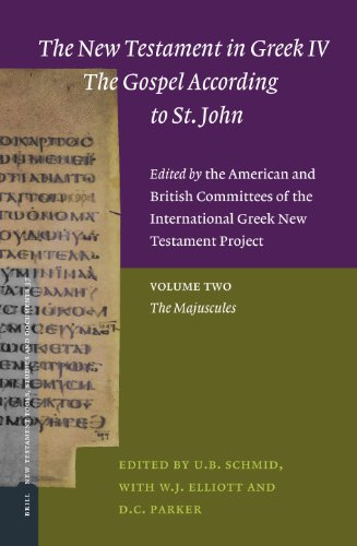 9789004163133: 2: The New Testament in Greek IV (NEW TESTAMENT TOOLS AND STUDIES)