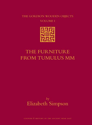 9789004165397: The Gordion Wooden Objects, Volume 1 The Furniture from Tumulus MM (2 vols) (Culture and History of the Ancient Near East: University Museum Monograph, Gordon Special Studies; 4)