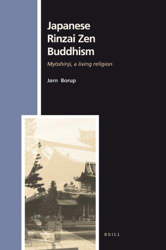 9789004165571: Japanese Rinzai Zen Buddhism: Myoshinji, a Living Religion (Numen Book Series)
