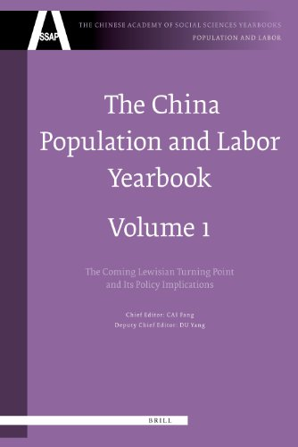 9789004165762: The China Population and Labor Yearbook, Volume 1 (The Chinese Academy of Social Sciences Yearbooks: Population and Labor)