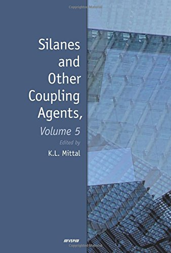 9789004165915: Silanes and Other Coupling Agents, Volume 5