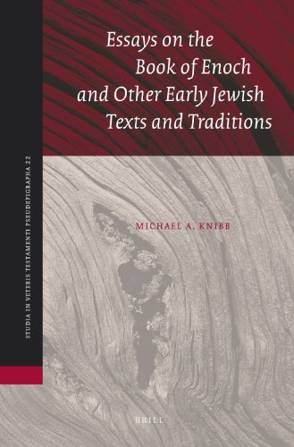 9789004167254: Essays on the Book of Enoch and Other Early Jewish Texts and Traditions (Studia in Veteris Testamenti Pseudepigrapha)