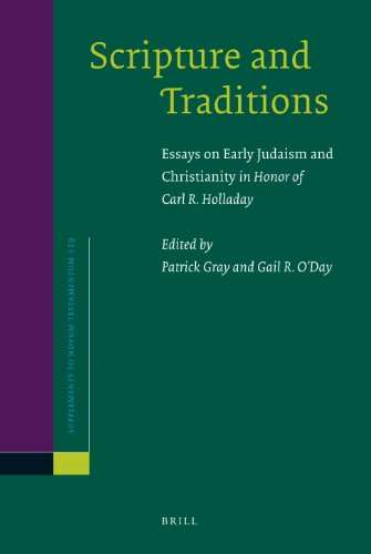 9789004167476: Scripture and Traditions: Essays on Early Judaism and Christianity in Honor of Carl R. Holladay (SUPPLEMENTS TO NOVUM TESTAMENTUM)