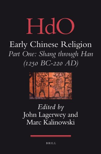 9789004168350: Early Chinese Religion: Shang Through Han (1250 BC-220 AD) (Handbook of Oriental Studies, Section 4, China) (2 Volume Set)