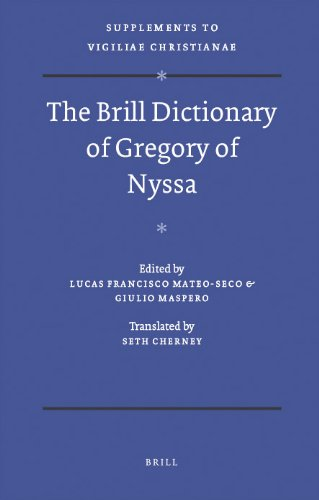 The Brill Dictionary of Gregory of Nyssa (Hardback)