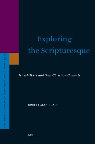 9789004170100: Exploring the Scripturesque (Supplements to the Journal for the Study of Judaism)