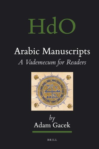 9789004170360: Arabic Manuscripts (Handbook of Oriental Studies: Section 1; The Near and Middle East)