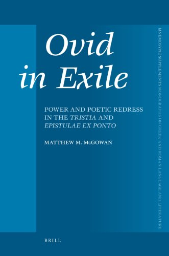 9789004170766: Ovid in Exile (Mnemosyne,