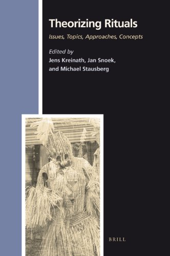 9789004170773: Theorizing Rituals: Classical Topics, Theoretical Approaches, Analytical Concepts (Numen Book Series: Studies in the History of Religions)