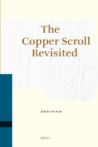 The Copper Scroll Revisited (Hardback): Emile Puech