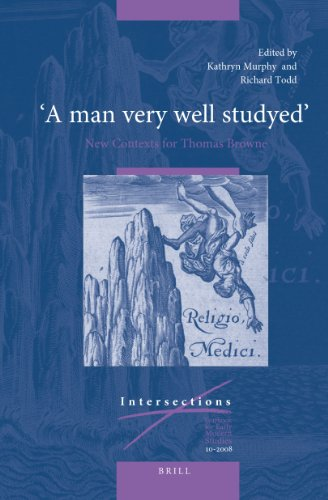 A Man Very Well Studyed : New Contexts for Thomas Browne (Hardback)