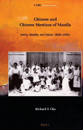 9789004173392: Chinese and Chinese Mestizos of Manila (Chinese Overseas)