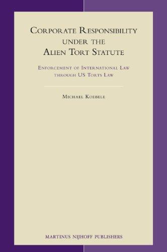 Corporate Responsibility Under the Alien Tort Statute: Michael Koebele