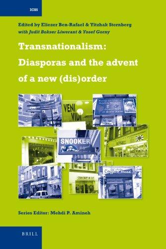 Transnationalism: Ben-Rafael, Elezier (edt);