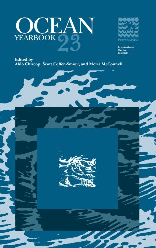 Ocean Yearbook (Hardback): Aldo E. Chircop, Scott Coffen-Smout, Moira L. McConnell