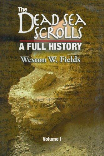 9789004175815: The Dead Sea Scrolls: A Full History