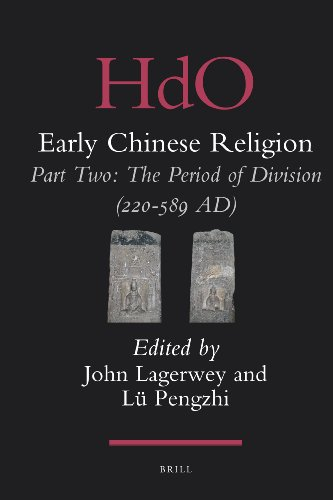 9789004175853: Early Chinese Religion, Part 2: The Period of Division (220-589 AD) (Handbook of Oriental Studies, Section 4 China / Early Chines) (2 Volume Set)