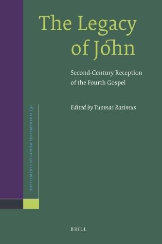 9789004176331: The Legacy of John (Supplements to Novum Testamentum)