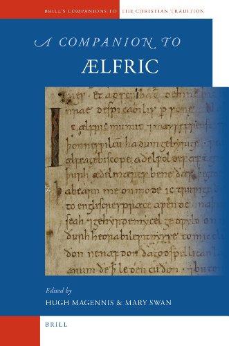 A Companion to AElfric (Hardback)