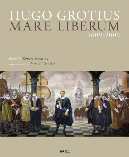 9789004177017: Hugo Grotius Mare Liberum 1609-2009: Original Latin Text and English Translation