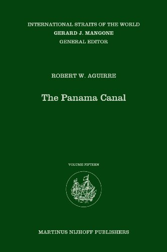 9789004177284: The Panama Canal (International Straits of the World)