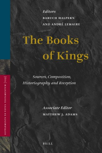 9789004177291: The Books of Kings (Supplements to the Vetus Testamentum)