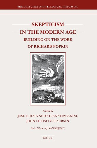 9789004177840: Skepticism in the Modern Age: Building on the Work of Richard Popkin (Brill's Studies in Intellectual History)