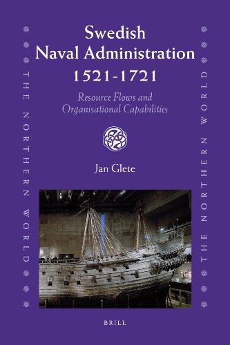 9789004179165: Swedish Naval Administration, 1521-1721 (The Northern World)