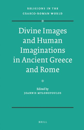 9789004179301: Divine Images and Human Imaginations in Ancient Greece and Rome (Religions in teh Graeco-Roman World)