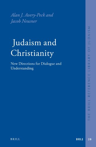 9789004179387: Judaism and Christianity (Brill Reference Library of Judaism.)