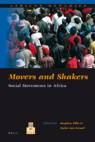 9789004180130: Movers and Shakers: Social Movements in Africa (African Dynamics)